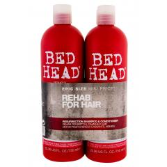 Tigi Bed Head Resurrection Zestaw dla kobiet 750ml Bed Head Resurrection Shampoo + 750ml Bed Head Resurrection Conditioner