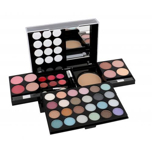 Makeup Trading All You Need To Go zestaw kosmetyków Complet Make Up Palette dla kobiet
