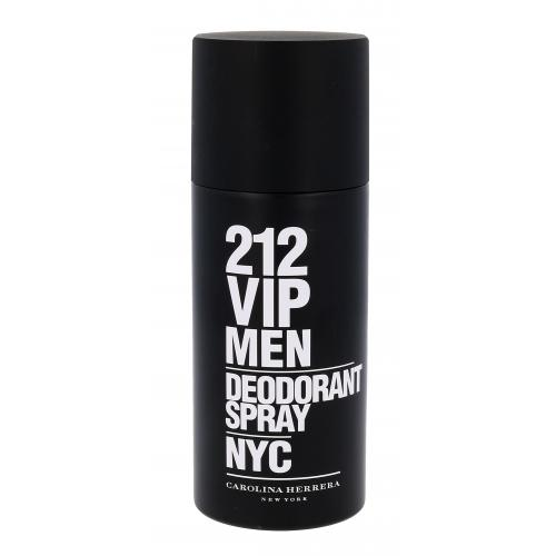 Carolina Herrera 212 VIP Men dezodorant 150 ml dla mê¿czyzn Bez aluminium