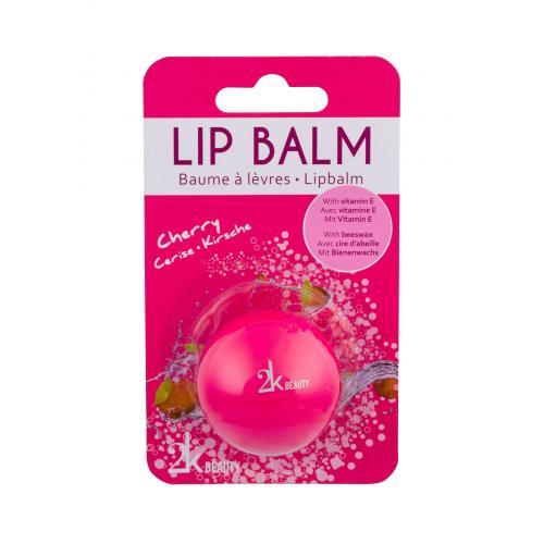 2K Beauty balsam do ust 5 g dla kobiet Cherry