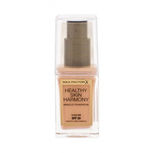 Max Factor Healthy Skin Harmony SPF20 podk³ad 30 ml dla kobiet 60 Sand