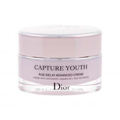 Christian Dior Capture Youth Age-Delay Advanced Creme krem do twarzy na dzieñ 50 ml dla kobiet