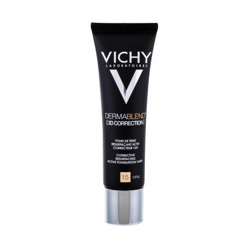 Vichy Dermablend(TM) 3D Correction SPF25 podk³ad 30 ml dla kobiet 15 Opal
