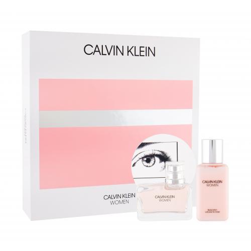 Calvin Klein Women zestaw Edp 50 ml + Mleczko do cia³a 100 ml dla kobiet