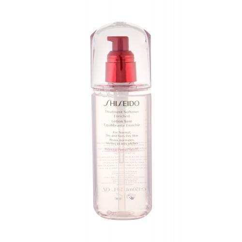 Shiseido Japanese Beauty Secrets Treatment Softener Enriched wody i spreje do twarzy 150 ml dla kobiet