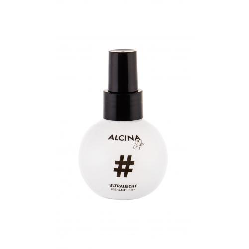 ALCINA #Alcina Style Extra-Light Sea Salt Spray stylizacja w³osów 100 ml dla kobiet