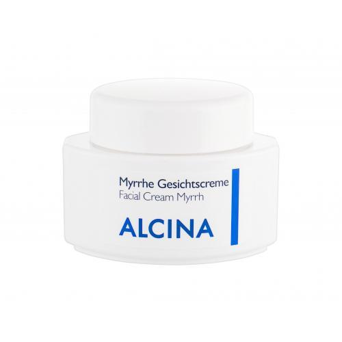 ALCINA Myrrh krem do twarzy na dzieñ 100 ml dla kobiet