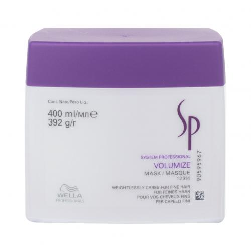 Wella Professionals SP Volumize maska do w³osów 400 ml dla kobiet