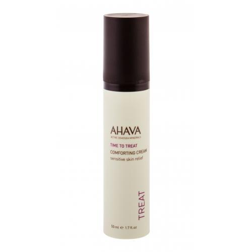 AHAVA Treat Time To Treat krem do twarzy na dzieñ 50 ml dla kobiet