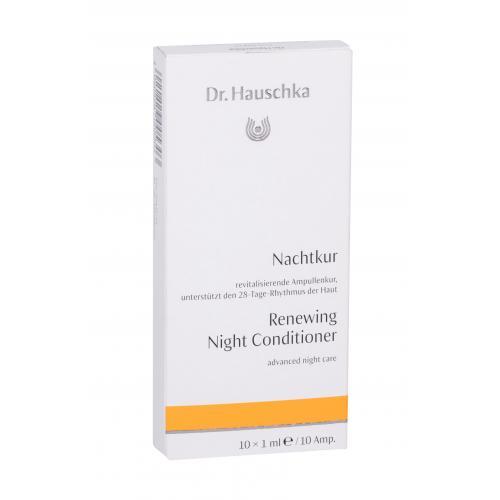 Dr. Hauschka Renewing Night Conditioner serum do twarzy 10 ml dla kobiet BIO produkt