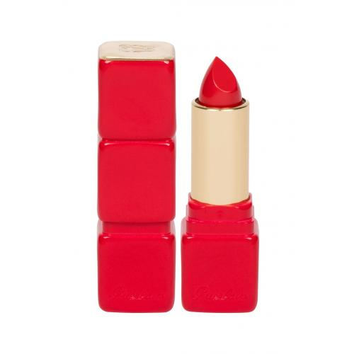 Guerlain KissKiss Creamy Shaping Lip Colour pomadka 3,5 g dla kobiet 325 Rouge Kiss