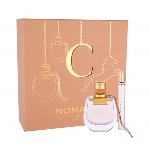 Chloé Nomade zestaw Edp 50 ml + Edp 10 ml dla kobiet