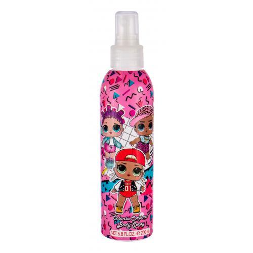 EP Line L.O.L. Surprise spray do cia³a 200 ml dla dzieci