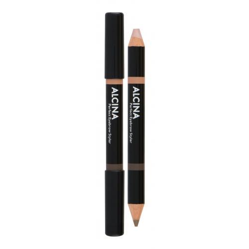 ALCINA Perfect Eyebrow kredka do brwi 3 g dla kobiet 010 Light