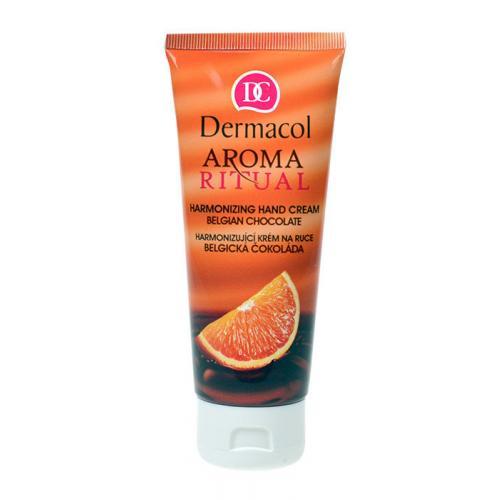 Dermacol Aroma Ritual Belgian Chocolate krem do r±k 100 ml dla kobiet