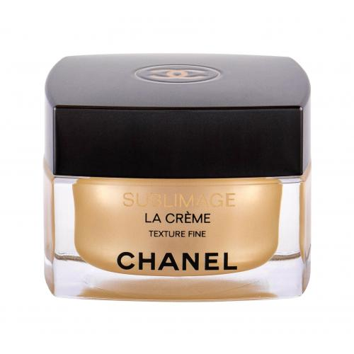 Chanel Sublimage La Créme Texture Fine krem do twarzy na dzieñ 50 g dla kobiet