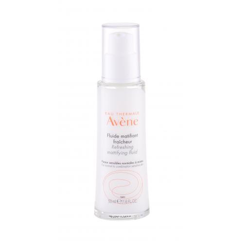 Avene Sensitive Skin Refreshing Mattifying Fluid ¿el do twarzy 50 ml dla kobiet