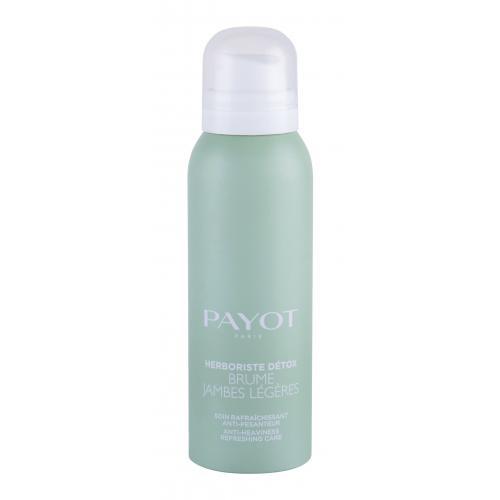 PAYOT Herboriste Détox Anti-Heaviness Refreshing Care spray do stóp 100 ml dla kobiet