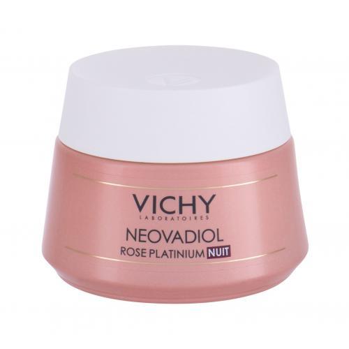 Vichy Neovadiol Rose Platinium Night krem na noc 50 ml dla kobiet