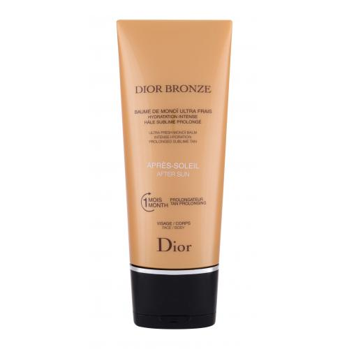 Christian Dior Bronze After Sun Balm preparaty po opalaniu 150 ml dla kobiet