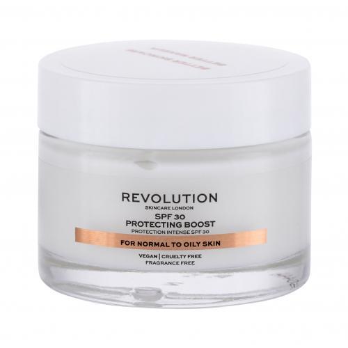 Revolution Skincare Moisture Cream Normal to Oily Skin SPF30 krem do twarzy na dzieñ 50 ml dla kobiet