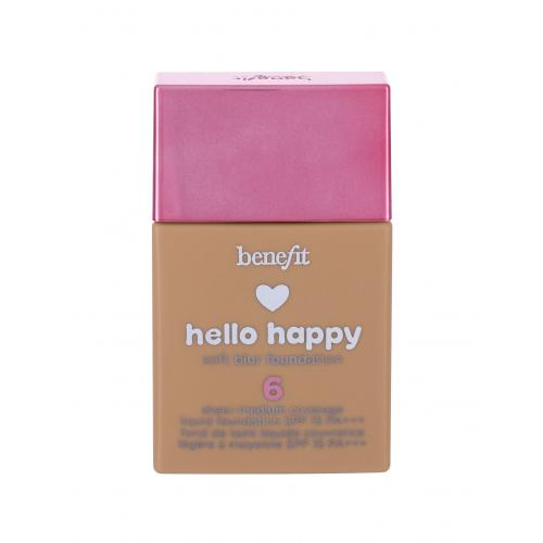 Benefit Hello Happy SPF15 podk³ad 30 ml dla kobiet 06 Medium warm