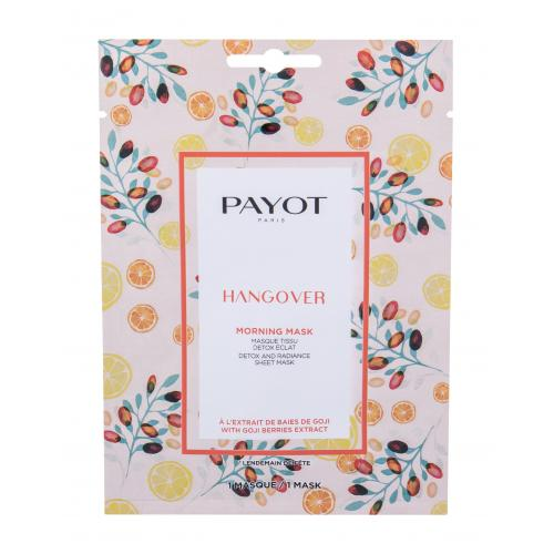 PAYOT Morning Mask Hangover maseczka do twarzy 1 szt dla kobiet