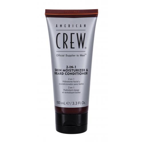 American Crew Beard 2-IN-1 Skin Moisturizer & Beard Conditioner olejek do zarostu 100 ml dla mê¿czyzn