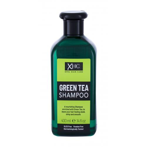 Xpel Green Tea szampon do w³osów 400 ml dla kobiet