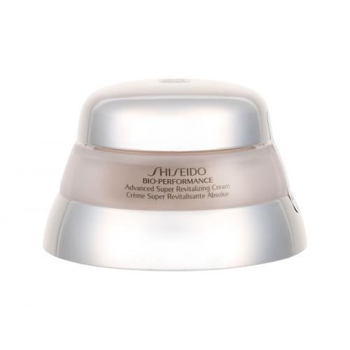 Shiseido BIO-PERFORMANCE Advanced Super Revitalizing Cream krem do twarzy na dzieñ 75 ml dla kobiet Uszkodzone pude³ko