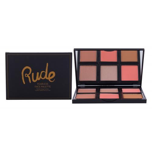 Rude Cosmetics Fearless zestaw kosmetyków 18 g dla kobiet