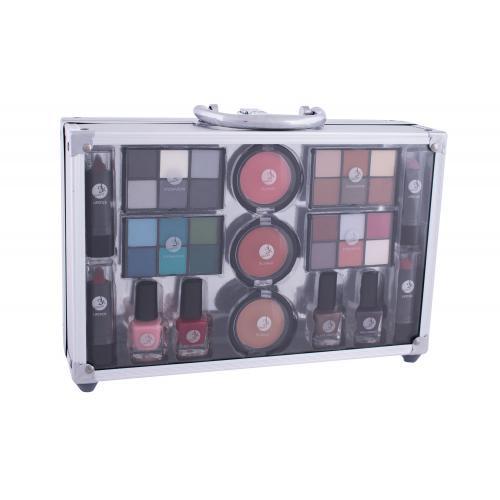 2K From Milano With Love zestaw kosmetyków Complete Makeup Palette dla kobiet