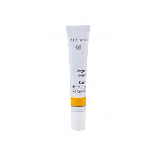 Dr. Hauschka Hydrating krem pod oczy 12,5 ml dla kobiet Uszkodzone pudełko BIO produkt; Naturalny; Cruelty free; Vegan