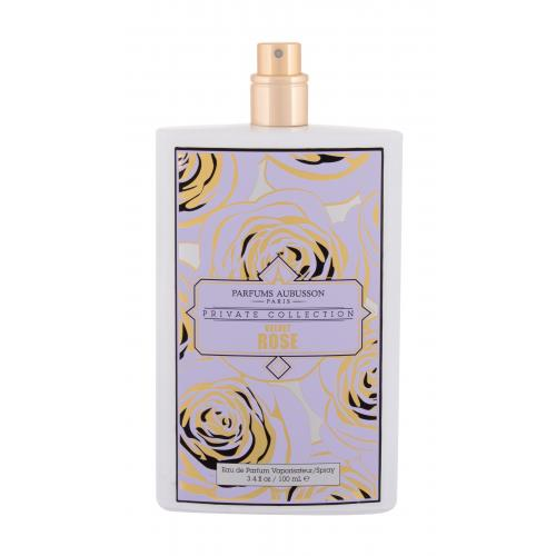 Aubusson Private Collection Velvet Rose woda perfumowana tester 100 ml dla kobiet
