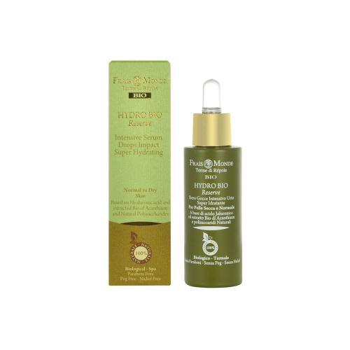 Frais Monde Hydro Bio Reserve Intensive Serum Super Hydrating serum do twarzy 30 ml dla kobiet BIO produkt