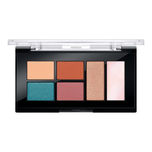 Rimmel London Mini Power Palette zestaw kosmetyków 6,8 g dla kobiet 004 Pioneer