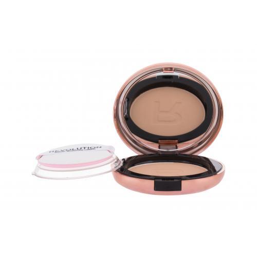 Makeup Revolution London Conceal & Define Satin Matte podk³ad 7 g dla kobiet P5