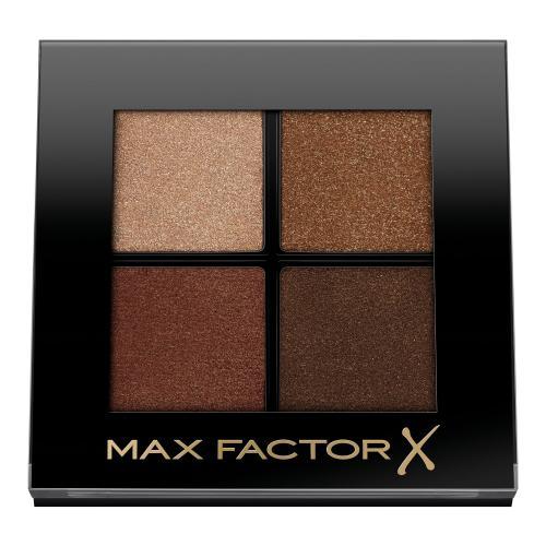 Max Factor Color X-Pert cienie do powiek 4,2 g dla kobiet 004 Veiled Bronze Z brokatem