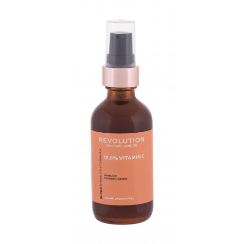Revolution Skincare Vitamin C 12,5% Radiance serum do twarzy 60 ml dla kobiet