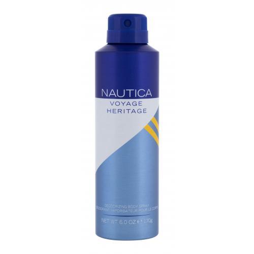 Nautica Voyage Heritage dezodorant 170 g dla mê¿czyzn