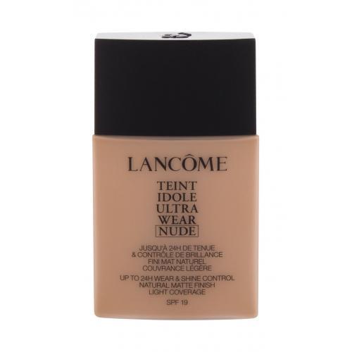 Lancôme Teint Idole Ultra Wear Nude SPF19 podk³ad 40 ml dla kobiet 045 Sable Beige