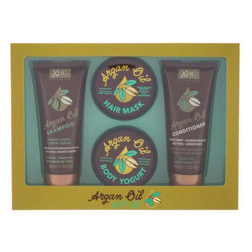 Xpel Argan Oil zestaw Szampon 100 ml + Od¿ywka 100 ml + Jogurt do cia³a 50 g + Maska do w³osów 50 5 dla kobiet