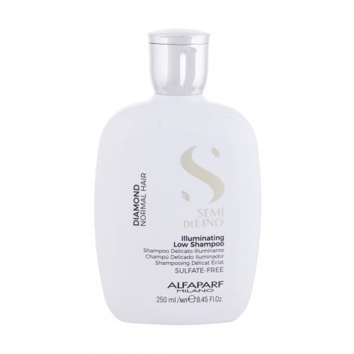 ALFAPARF MILANO Semi Di Lino Diamond llluminating szampon do w³osów 250 ml dla kobiet