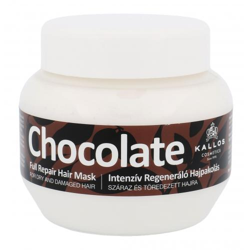 Kallos Cosmetics Chocolate maska do w³osów 275 ml dla kobiet