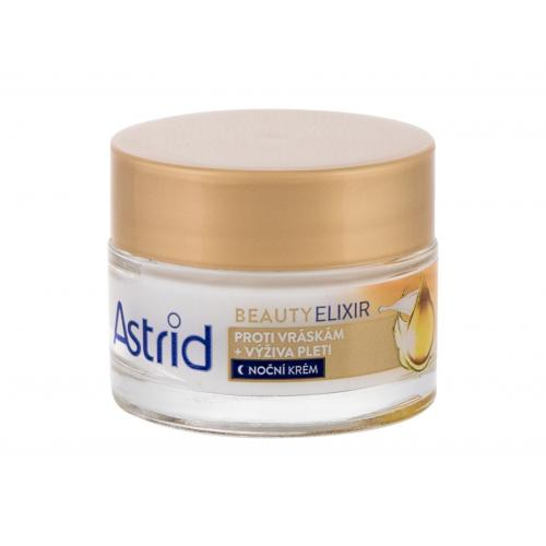 Astrid Beauty Elixir krem na noc 50 ml dla kobiet