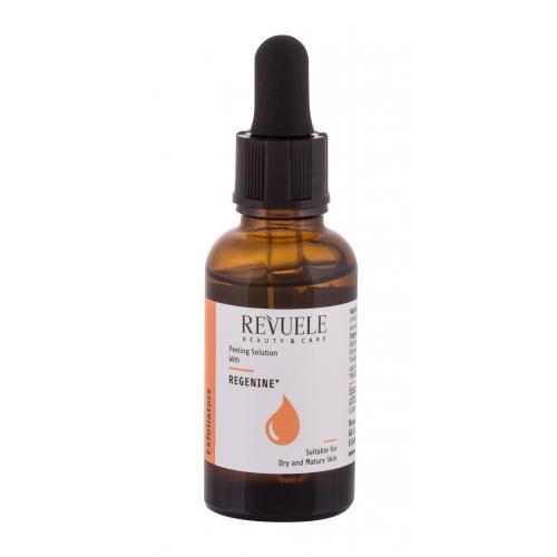 Revuele Peeling Solution Regenine serum do twarzy 30 ml dla kobiet
