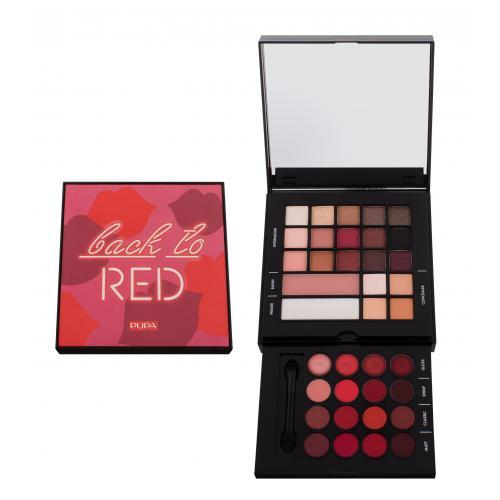 Pupa Pupart M zestaw kosmetyków 20 g dla kobiet Back To Red