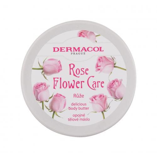 Dermacol Rose Flower Care mas³o do cia³a 75 ml dla kobiet