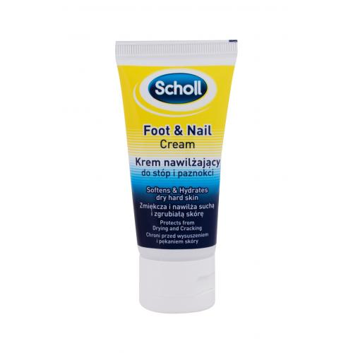 Scholl Foot & Nail krem do stóp 60 ml unisex