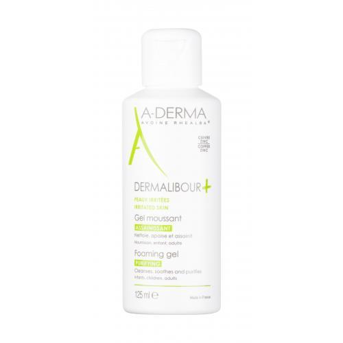 A-Derma Dermalibour+ Foaming Gel ¿el pod prysznic 125 ml unisex